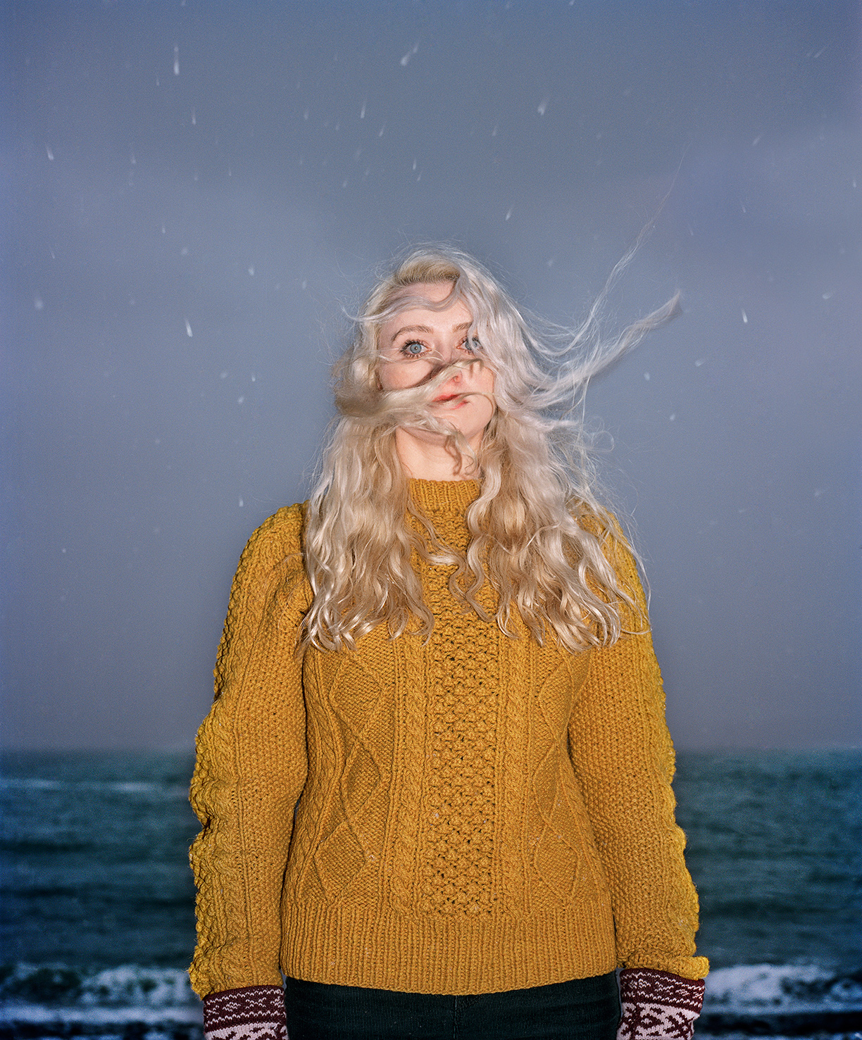 Greta in Storm
