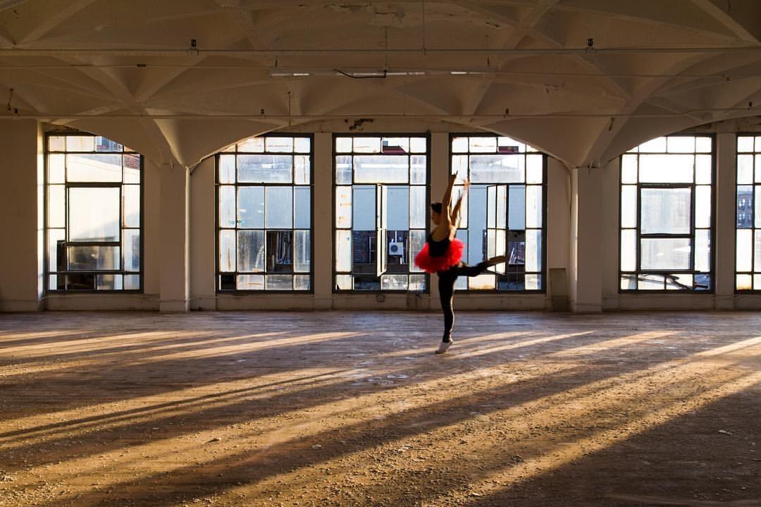When all else fails, dance.     Luisa # 2    (at New York, New York)