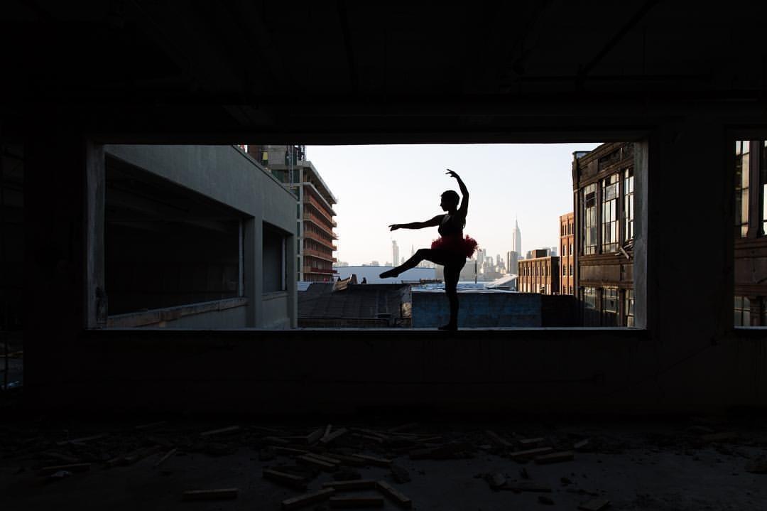   urban exploration      Luisa # 1    (at New York, New York)