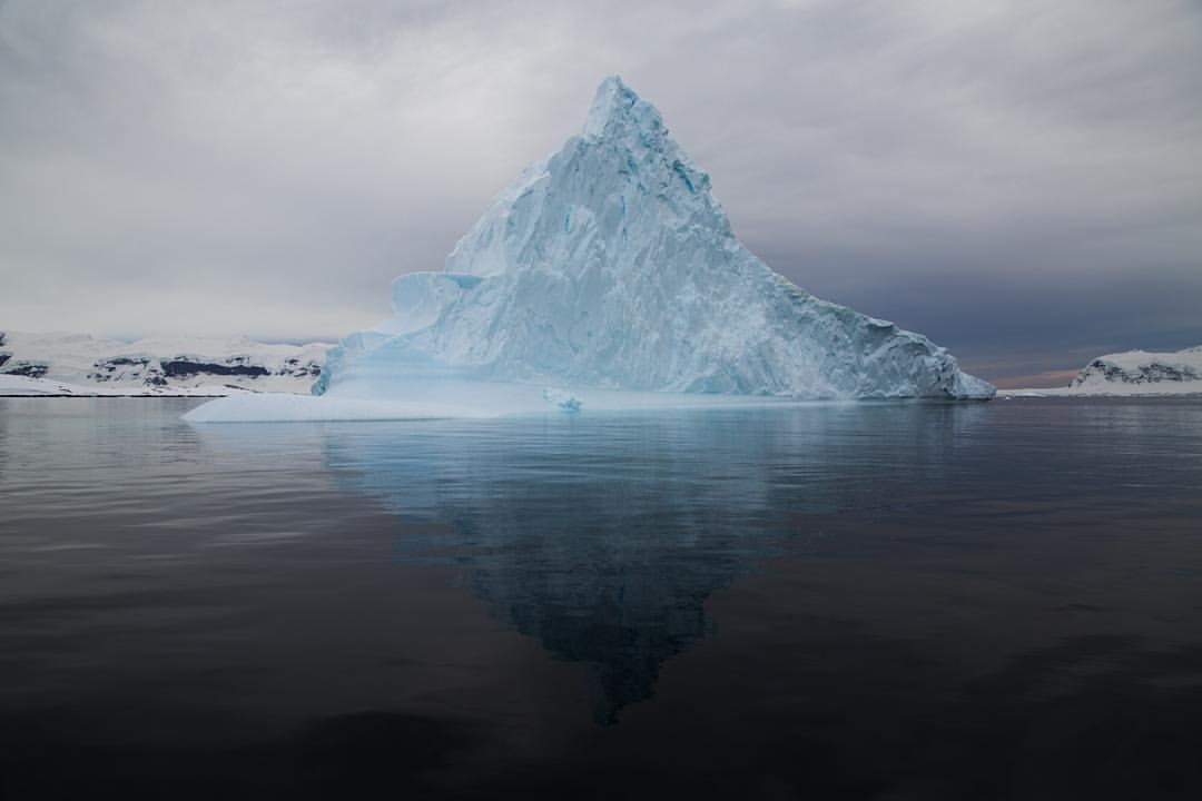 """  changes      Contemplating these words today:     """"Try not to resist the changes that come your way. Instead let life live through you. And do not worry that your life is turning upside down. How do you know that the side you are used to is better than the one to come?""""     - Rumi    #antarcticaordie    (at Antarctica)"""