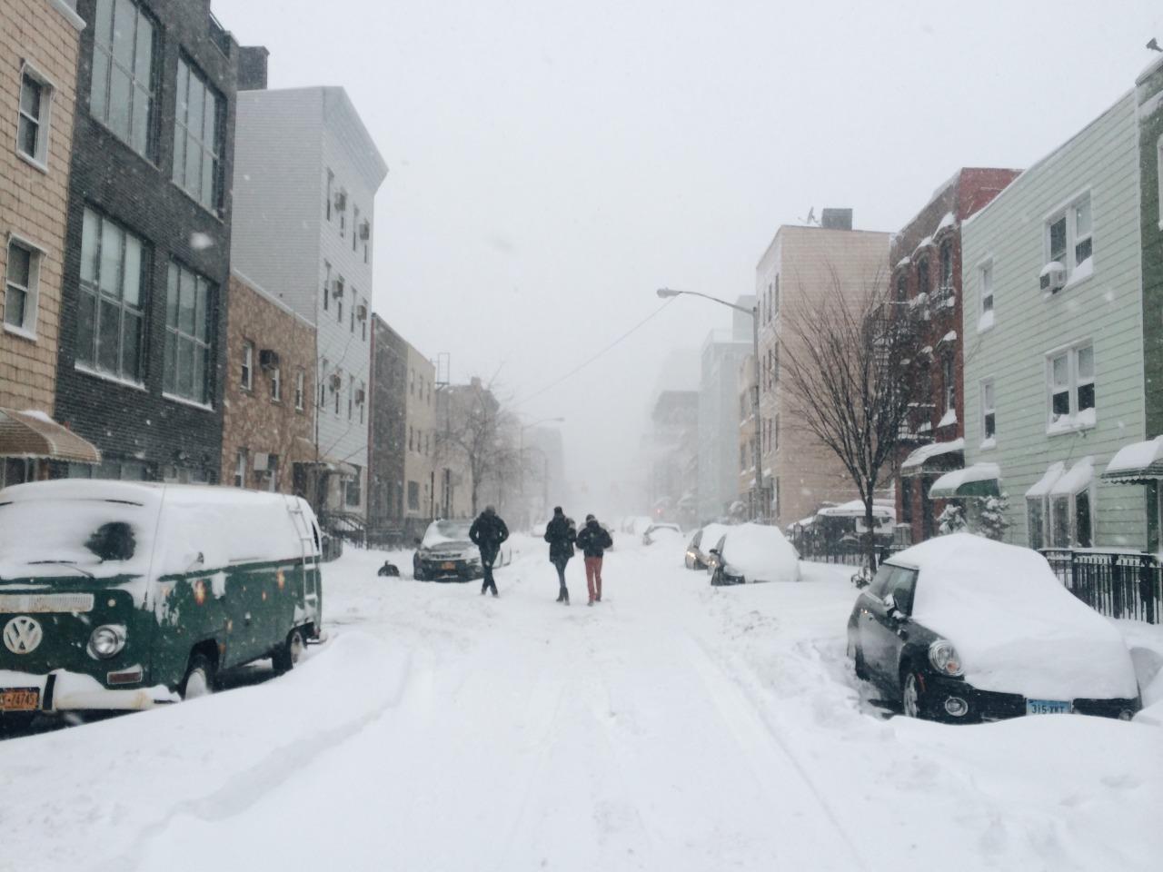 My name is #Jonas    #snowstormjonas  ️(at New York, New York)