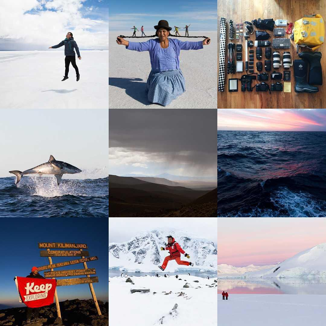 A look back at my #bestnine2015 curated by you     #sharkaholic #antarcticaordie