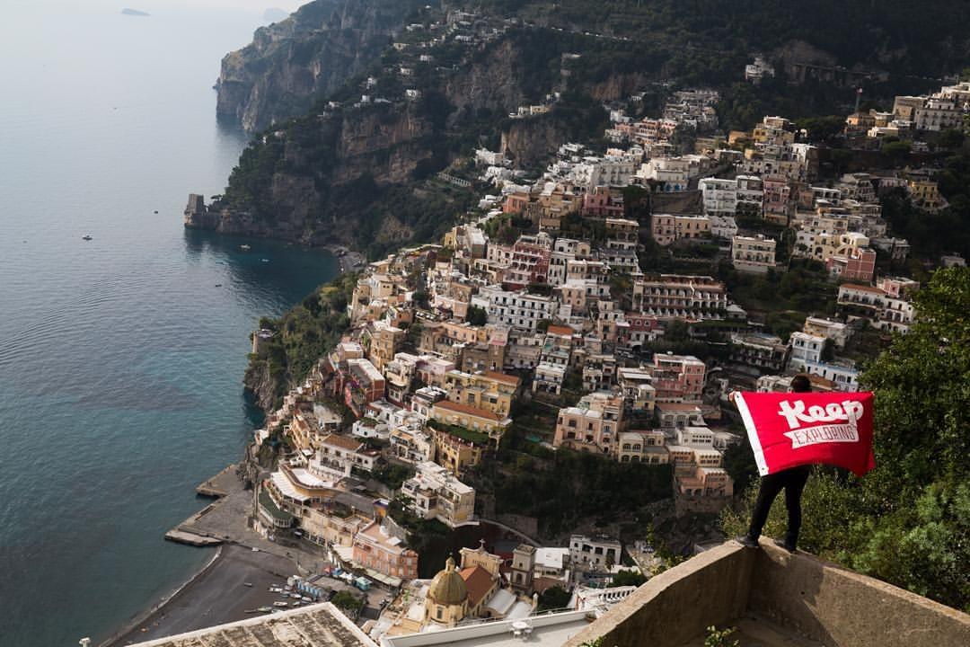 Buongiorno Positano!  (at Amalfi Coast - Positano)