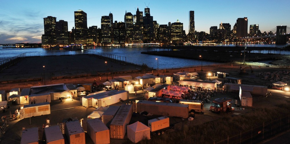 Photo courtesy of Photoville   New Yorkers!  I have a photo exhibiting in the group show,  Drawn to Water , one of the shipping container galleries at Photoville NYC. The free exhibition is going on Thurs Sept 26 - Sun Sept 29 at Brooklyn Bridge Park on the Uplands of Pier 5.      PHOTOVILLE is a new Brooklyn-based photo destination, a pop-up village of freight containers transformed into temporary exhibition spaces occupying more than 60,000 sq ft. Work from Tim Hetherington, Chris Hondros, Magnum Foundation, NY Times, TIME, VII Photo Agency, and many others will be featured.    For more info visit:   http://photovillenyc.org          I hope you can make it out!