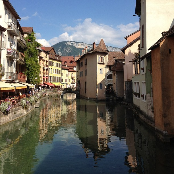 #french #alps #annecy (at Annecy)