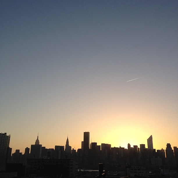 Completely #mesmerized #nofilter (at Long Island City, NY)
