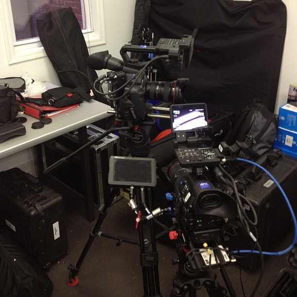 #C300 X 2. It's about to get serious