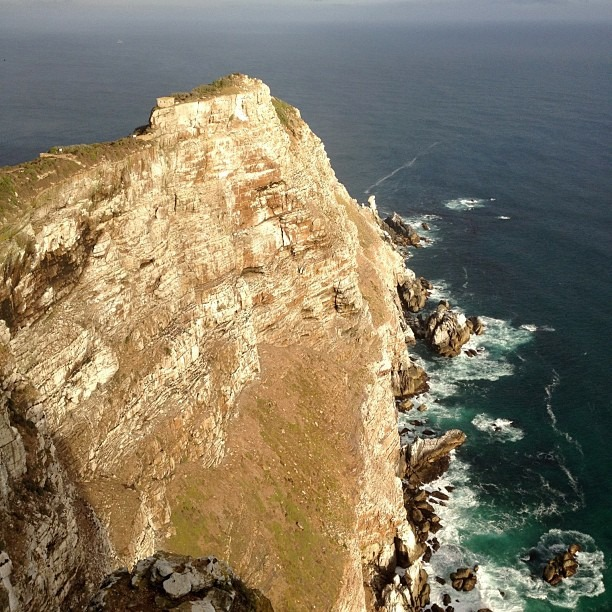 #capeofgoodHOPE #capepoint #magichour (at South Africa)