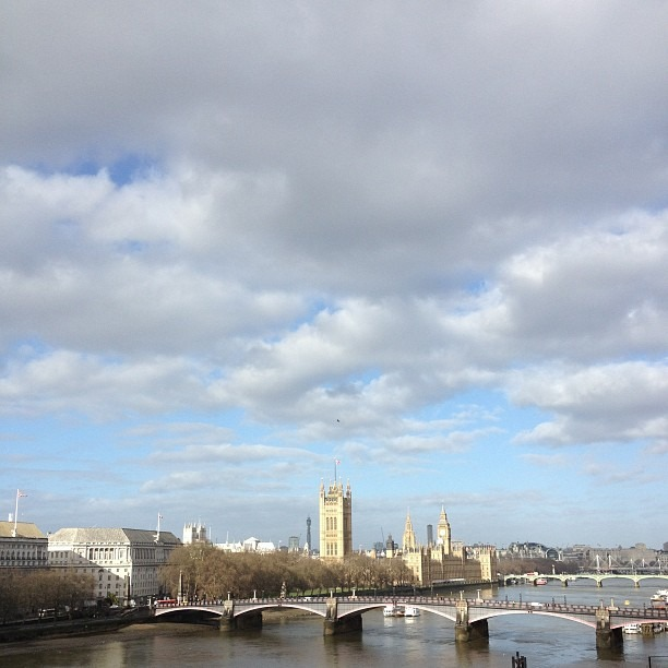 Oh hello Big (at England)