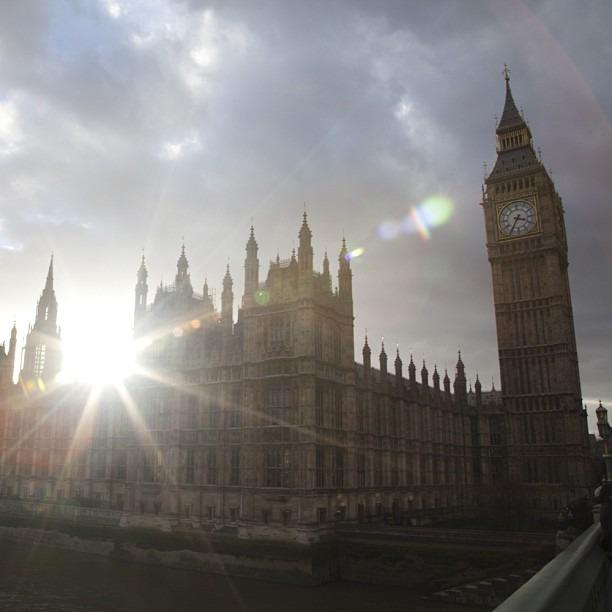 Big Ben (at London)