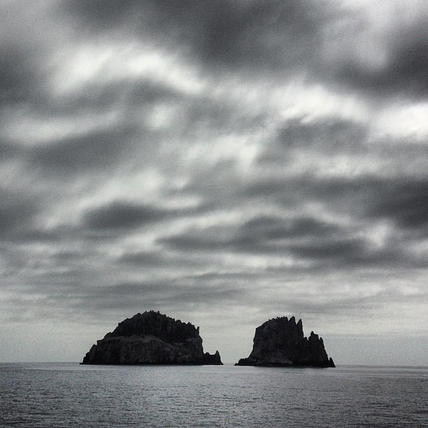 Poor Knights Islands, Jacques Cousteau's #7 favorite dive spot (at New Zealand)