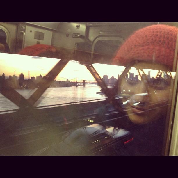 Bridges and layers (Taken with  Instagram  at Williamsburg Bridge)