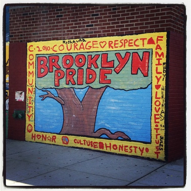 Brooklyn Pride (Taken with  instagram )