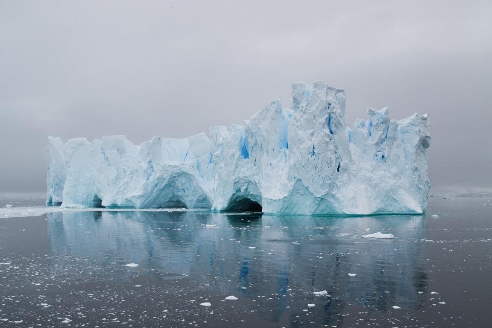 Antarctic or Die I