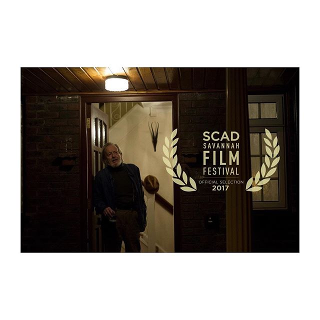 We will be having our Worldwide Premiere at Savannah Film Festival! This is our first official selection. #SCAD  Trailer coming very soon!