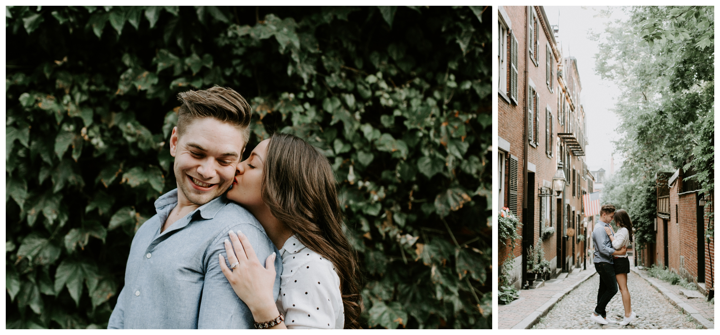 beacon hill engagement