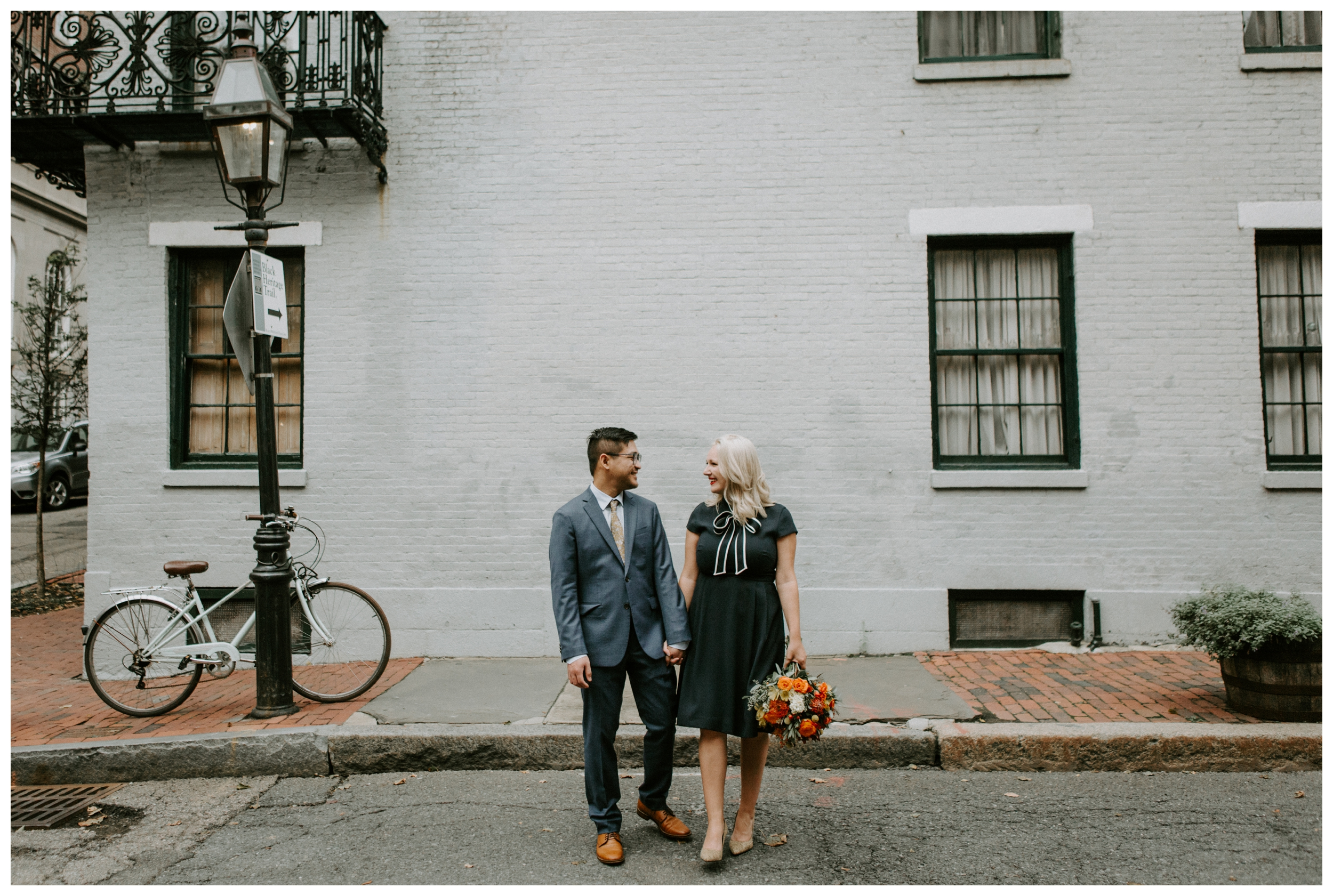 beacon hill elopement