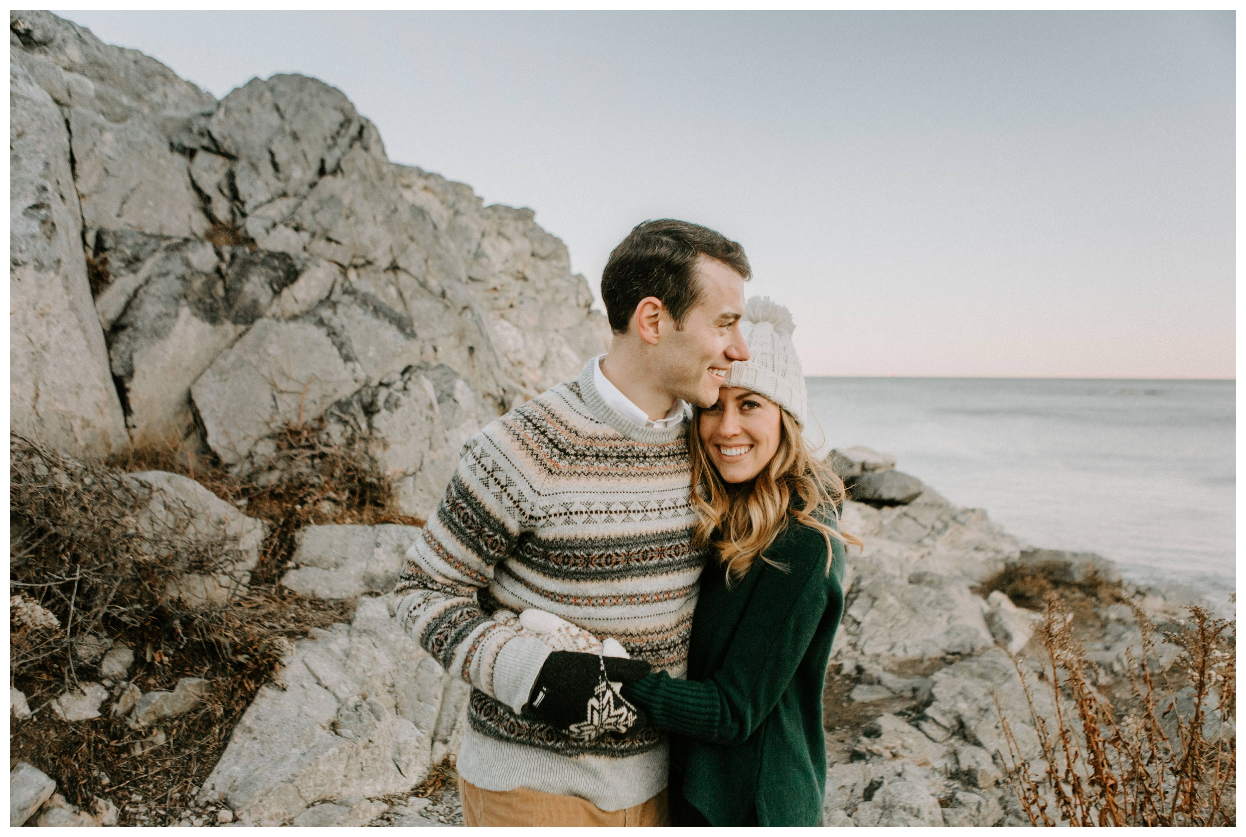 Castle Rock, Marblehead Engagement