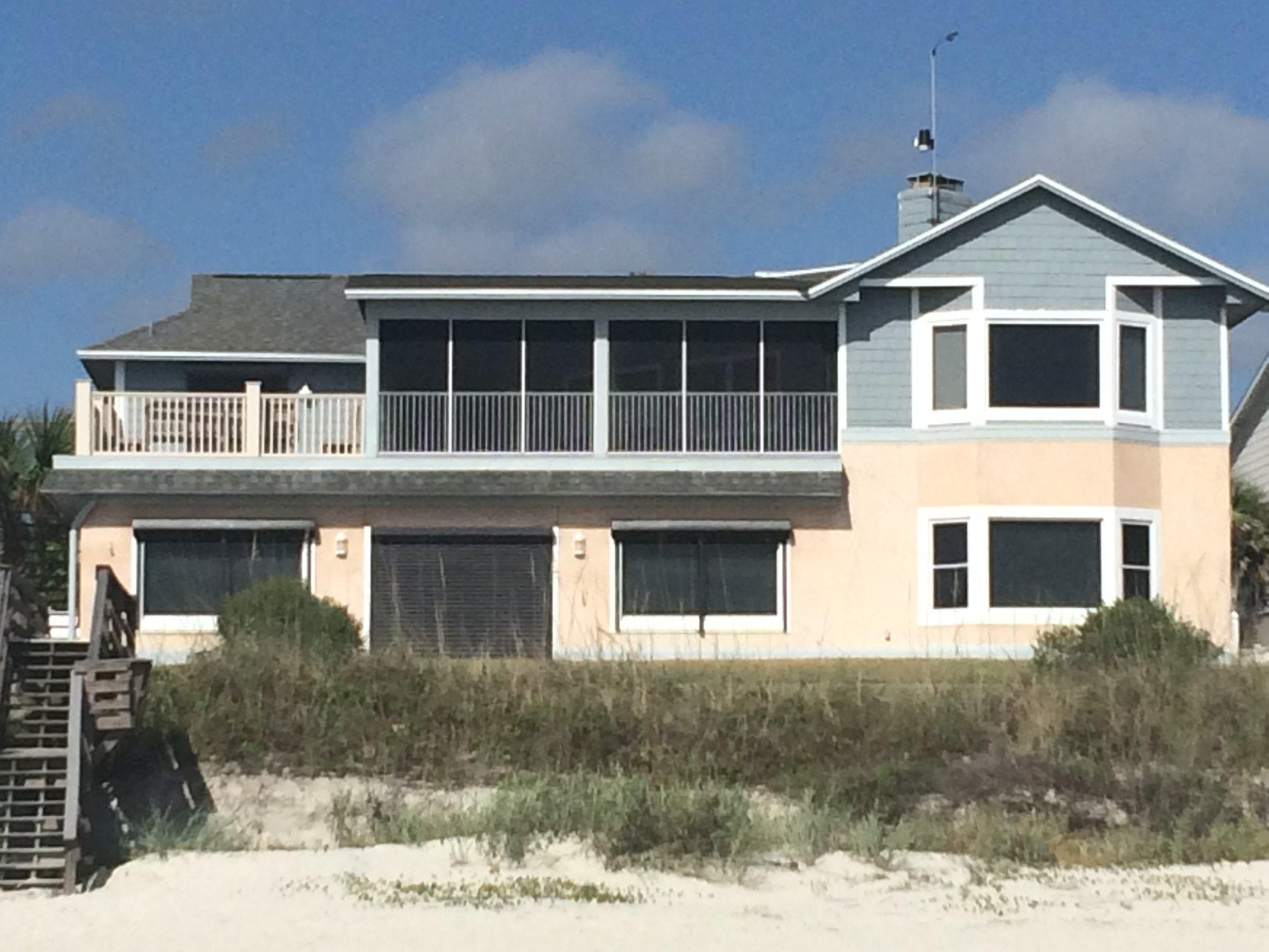 Beachside New Smyrna Beach