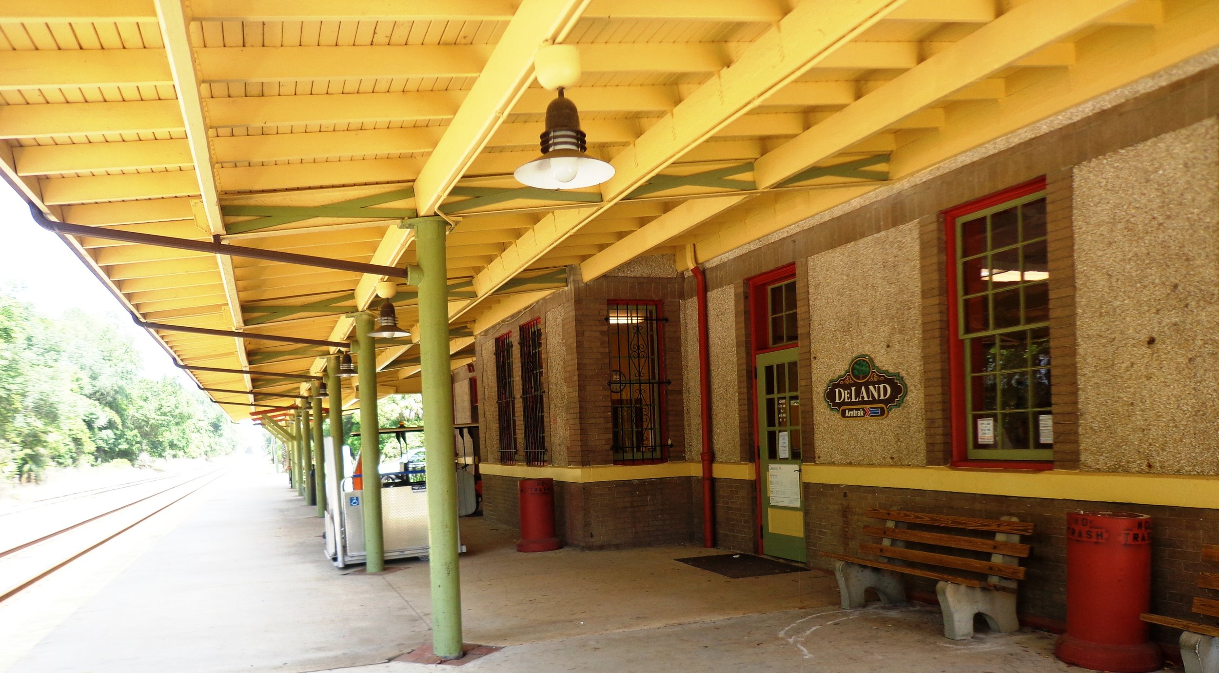 Amtrak Historic Train StationDeland, Fl.JPG