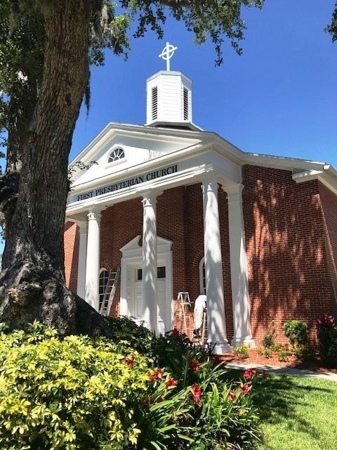 Copy of Sam's Painting Church Painting Restoration