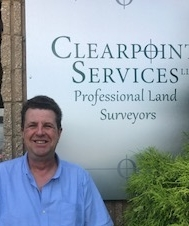 Alan Boettger  Professional Land Surveyor  Phone: (732) 905-5463 ext: 8003 Fax: (732) 905-5464  Email:Aboettger@clearpointservices.com