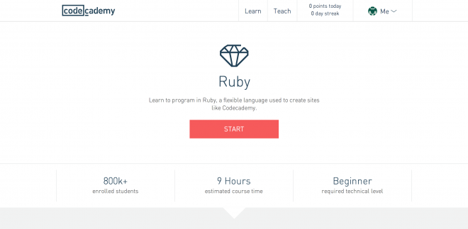 intro to ruby