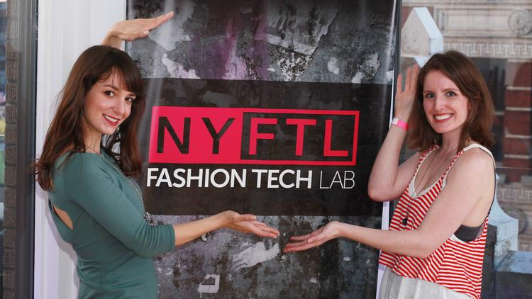 amanda curtis and gemma sole, 30 under 30 winners and co-founders of Nineteenth Amendment fashion