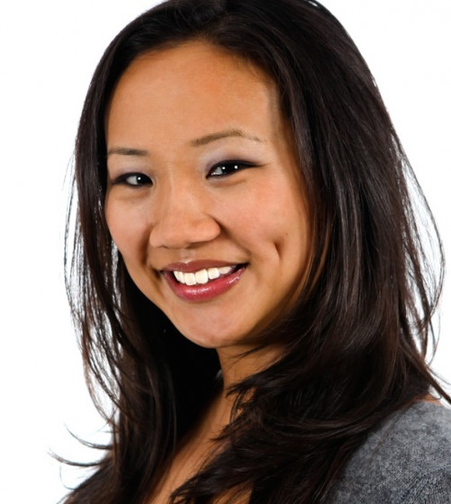 Peggy Yu, Mentor in Residence at Startup Institute