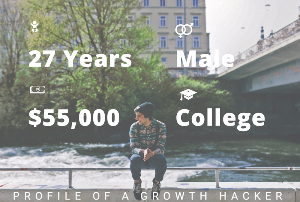 profile of a growth hacker