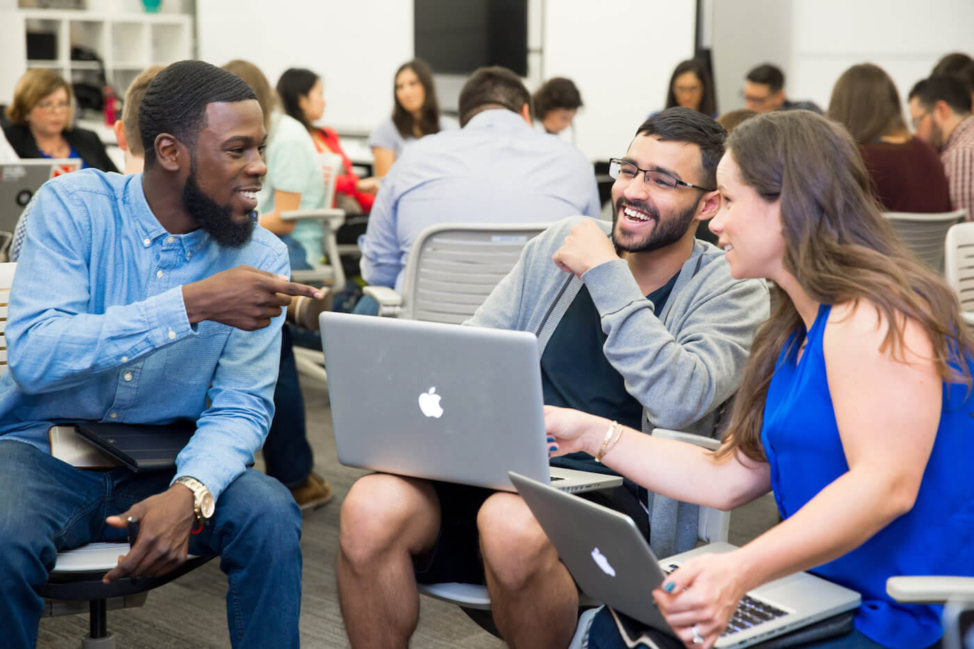 Create a Culture of Innovation - Build Custom Hackathons and design sprints tailored exclusively to solve problems, while engaging your team members.