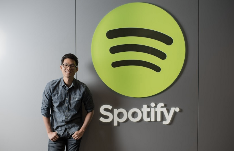 Startup Institute alumnus  Brice Lin , software engineer at  Spotify .