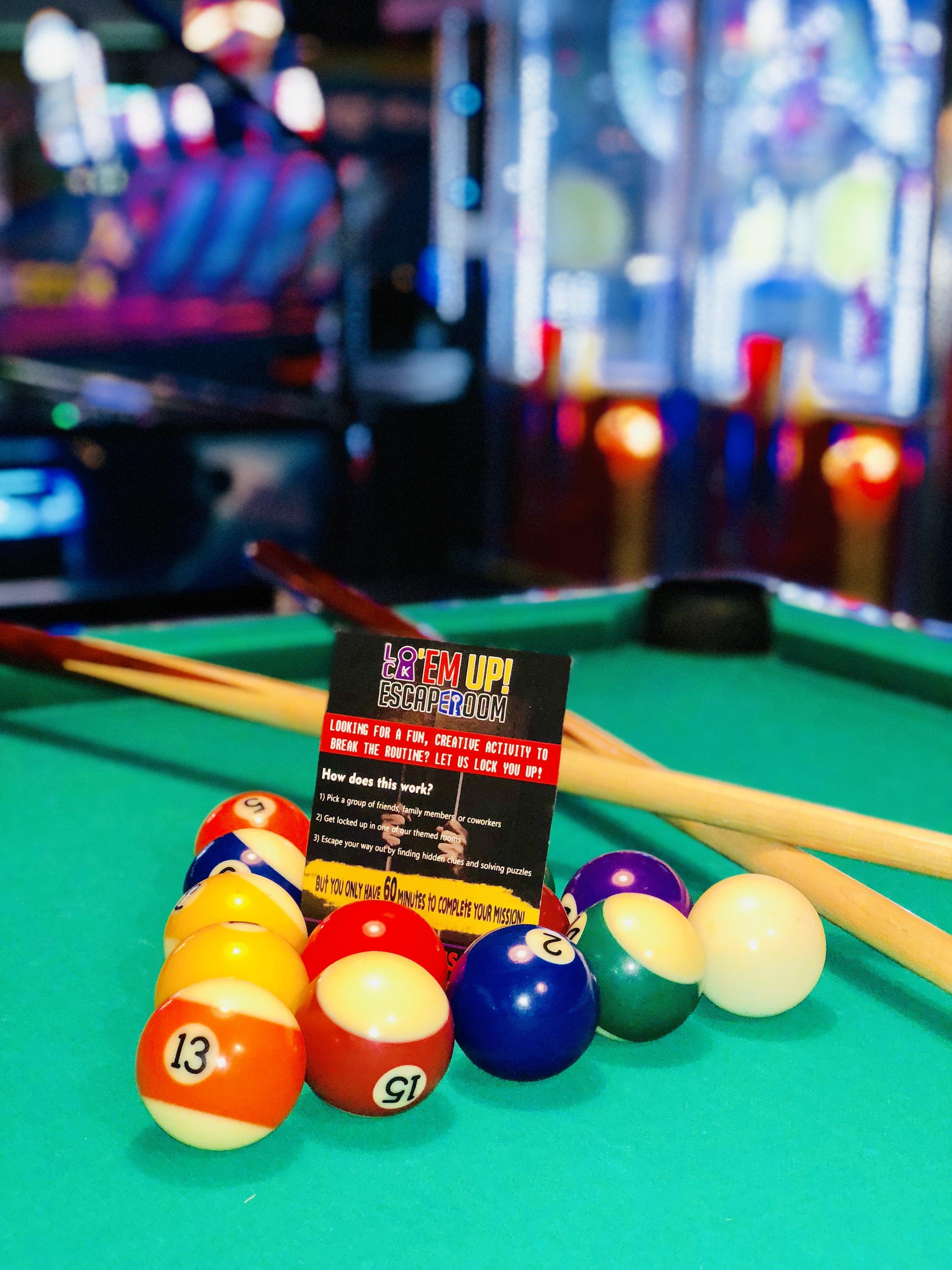 "<img src= ""pool bowling arcade games full bar fun activities.jpg"" alt= ""fun things to do in San Antonio TX""/>"
