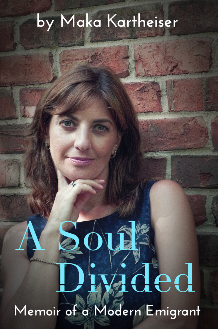 A Soul Divided: Memoir of a modern Emigrant