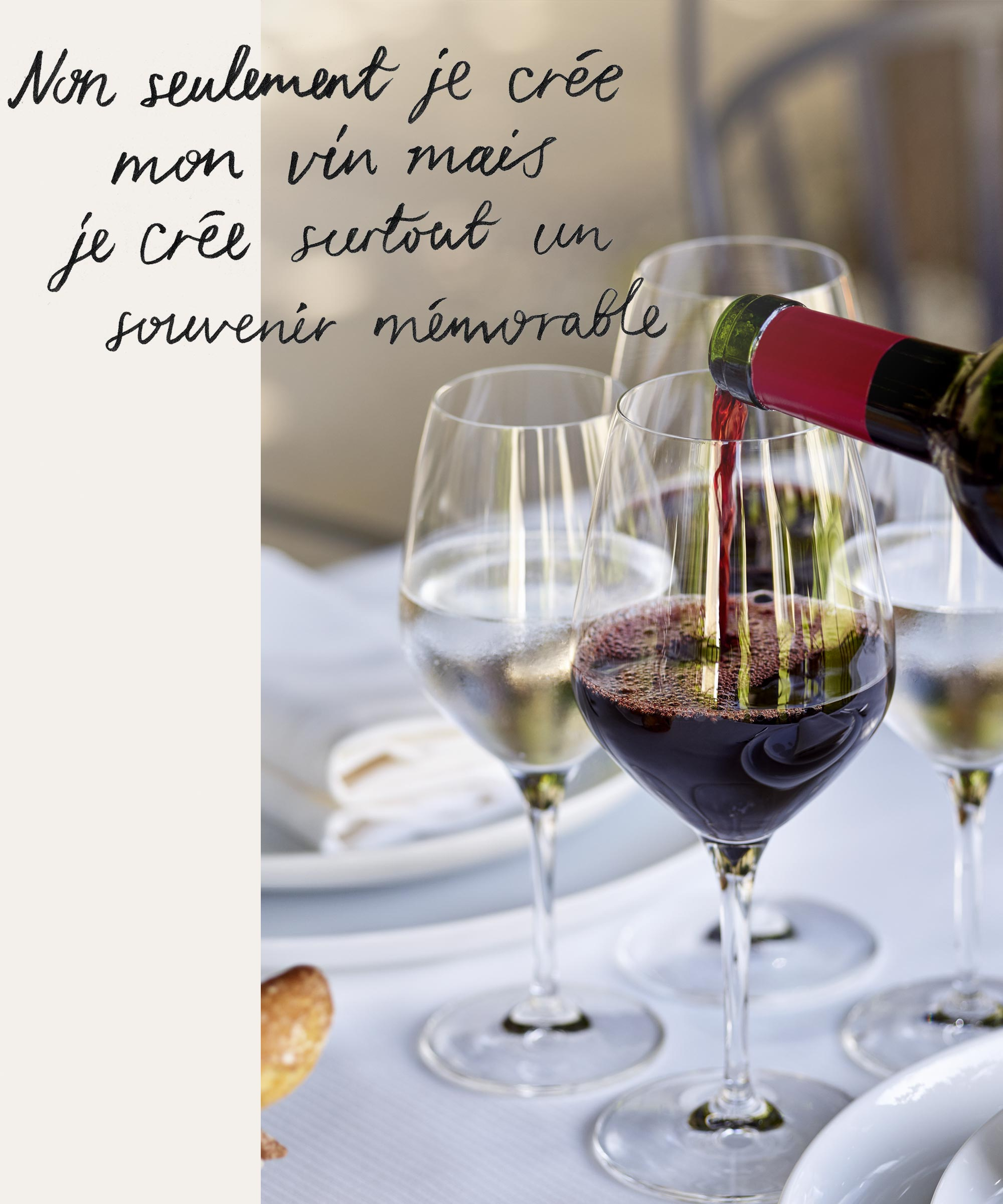 Make your own red wine with our Bordeaux experts