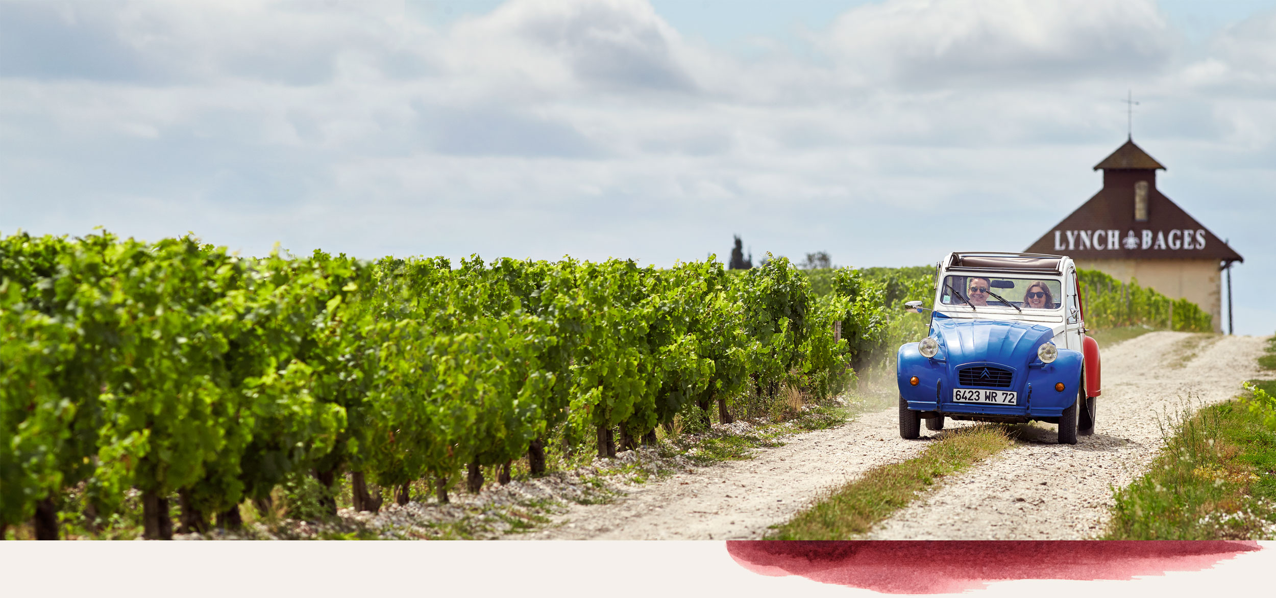 Experience Bordeaux winemaking at Chateau Lynch Bages