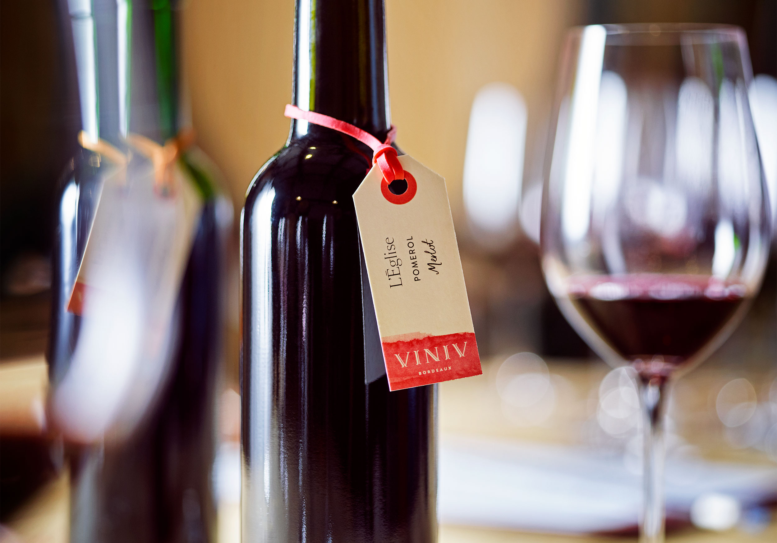 Creating your own bespoke wine blend