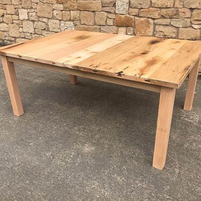 Tables ready to go! Get in touch if you would like more info and sizes.  #handmade #reclaimed #reclaimedfurniture #reclaimedkitchen #reclaimedtimber #bespoke #design #interiors #interiordesign #carpenter #resintable #rivertable #diningtable #kitchendesign #maker #patina #furnituremaker #artisan #hexham #corbridge #newcastle #northumberland