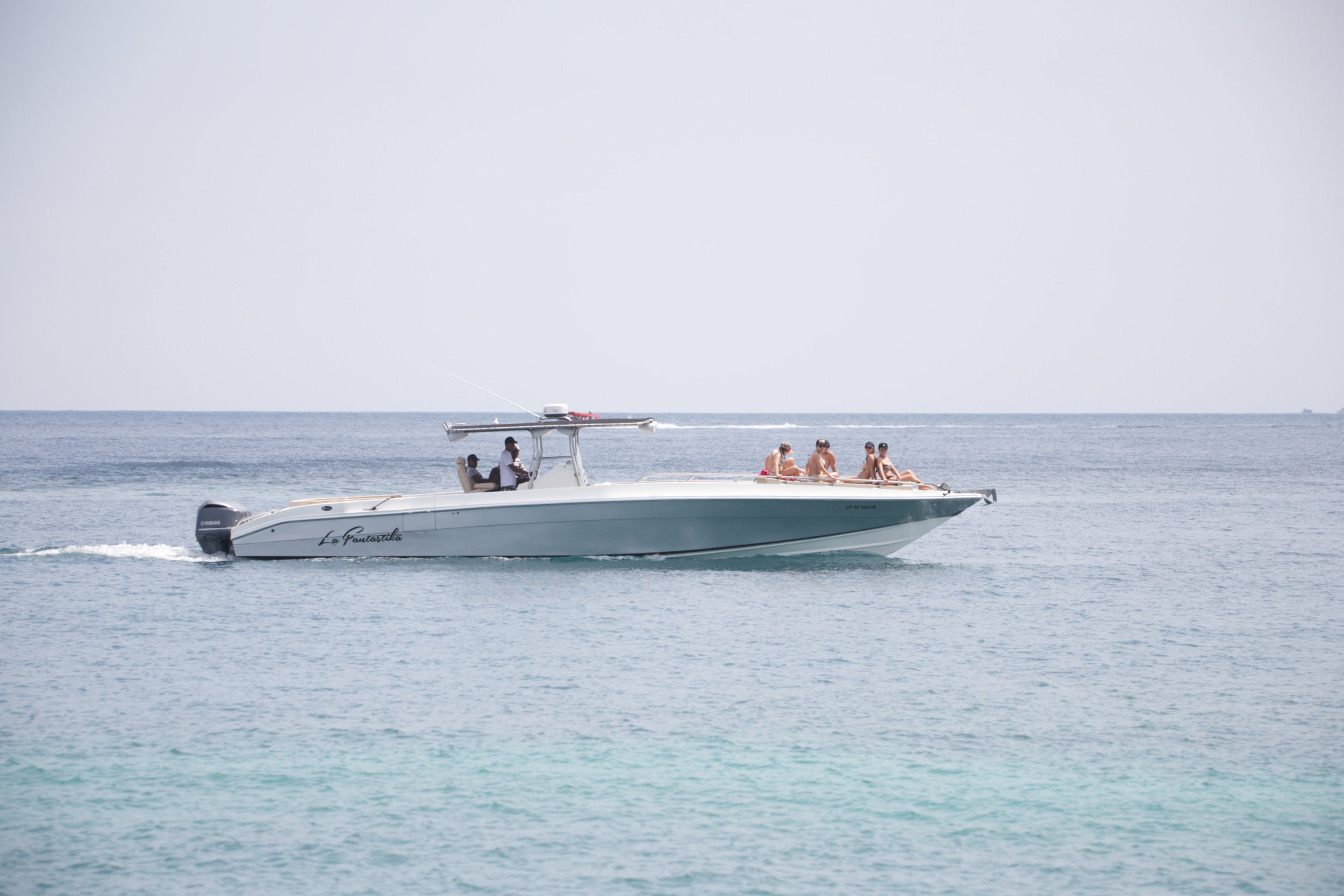 Our Boat to the Islands