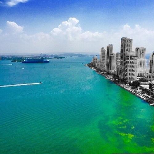 Port of Cartagena/ New City/ Boca Grande