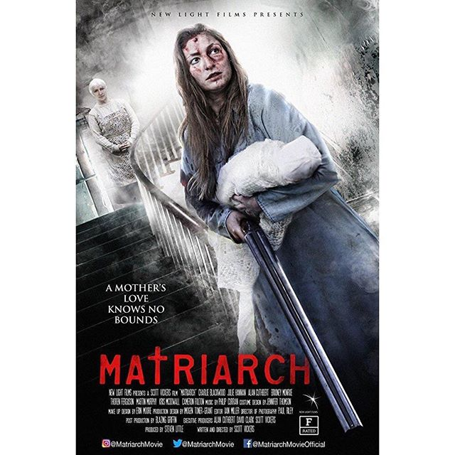 Interview: TCG's @CharliBlackwood on her hew Horror Movie Matriarch 25yearslatersite.com/?p=60290 via @25ylsite