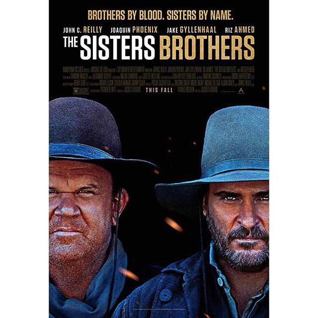 @sistersbrosfilm in selected cinema's now, with TCG's #raymondwaring