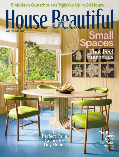 House Beautiful | JULY 2019