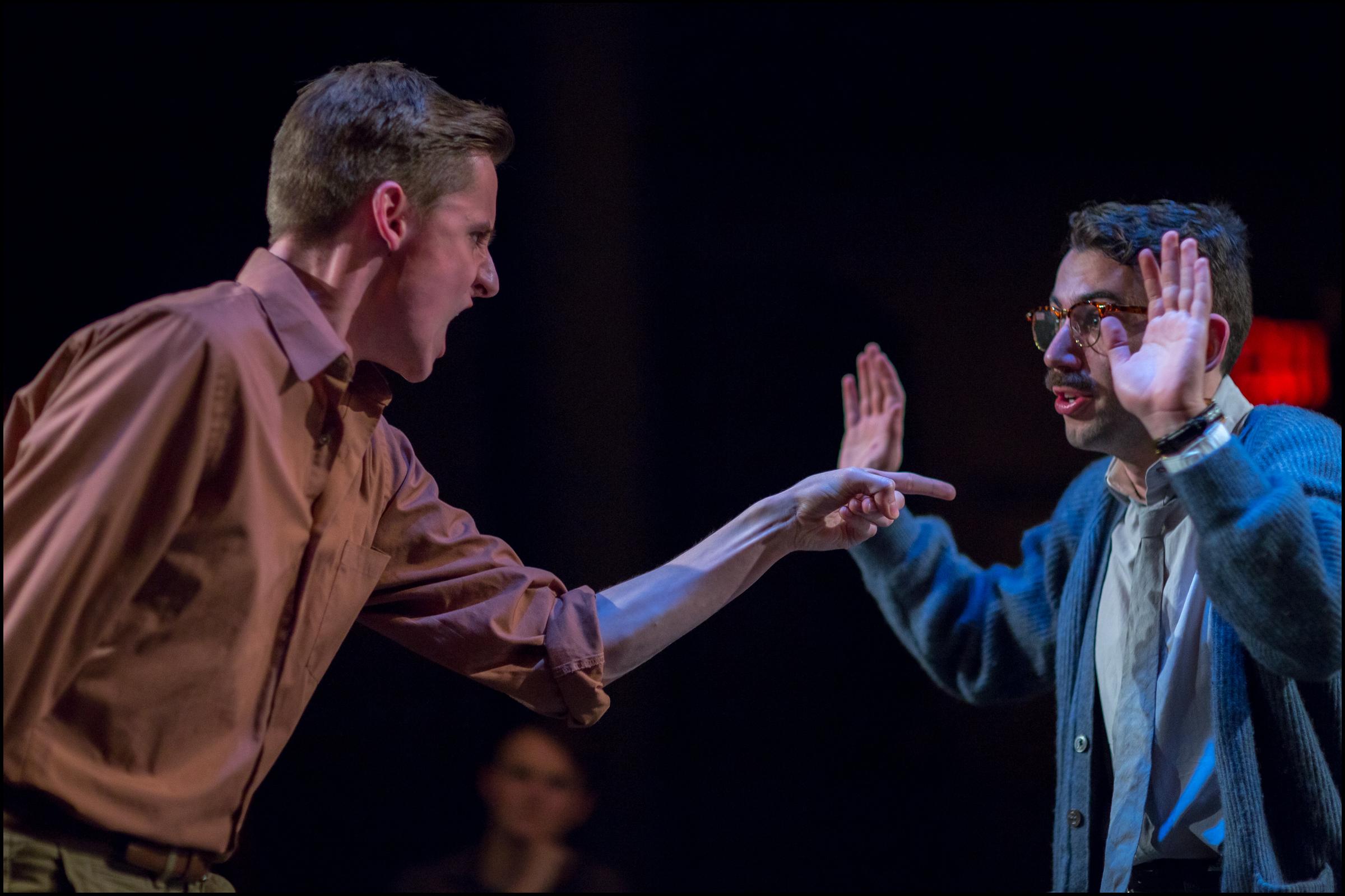 Incognito [NYU Playwrights Horizons Theater School]