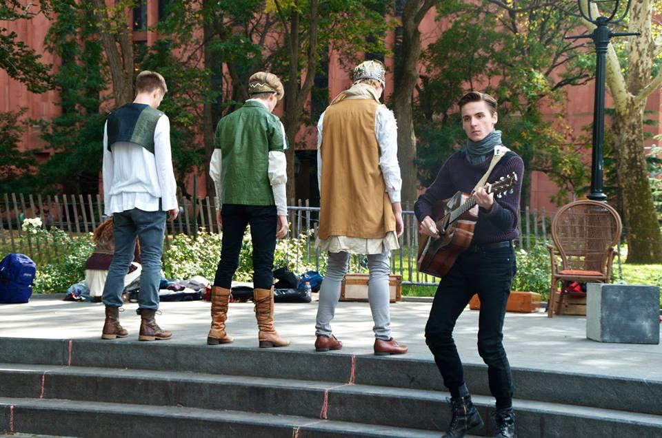 Henry V [NYU Shakespeare in the Square]