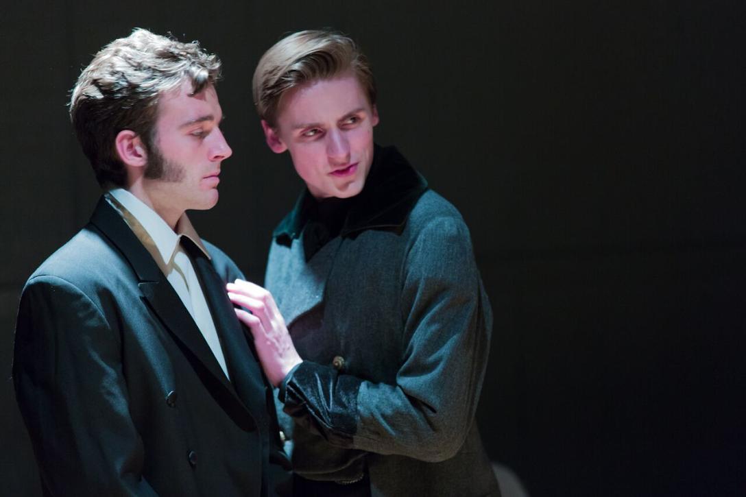 Daniel as Mr. Charles Bingley, Pride and Prejudice