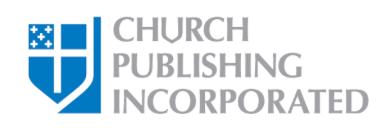 Oxford Church Publishing Website