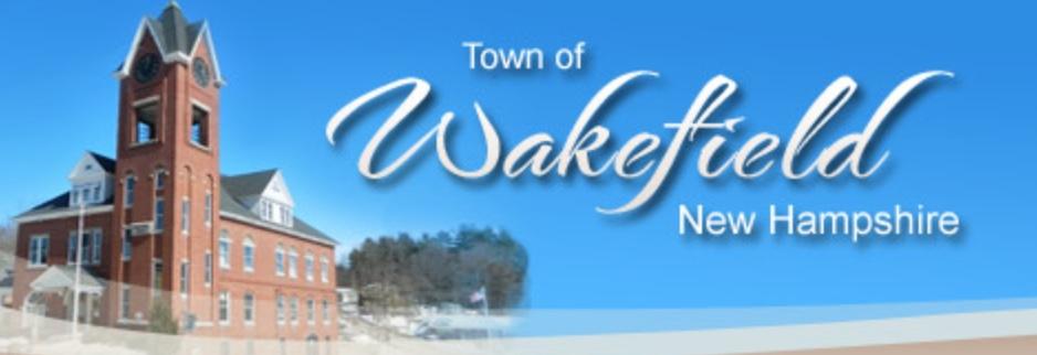 Town of Wakefield Website