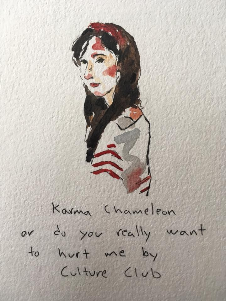 Karma Chameleon or Do You Really Want To Hurt Me