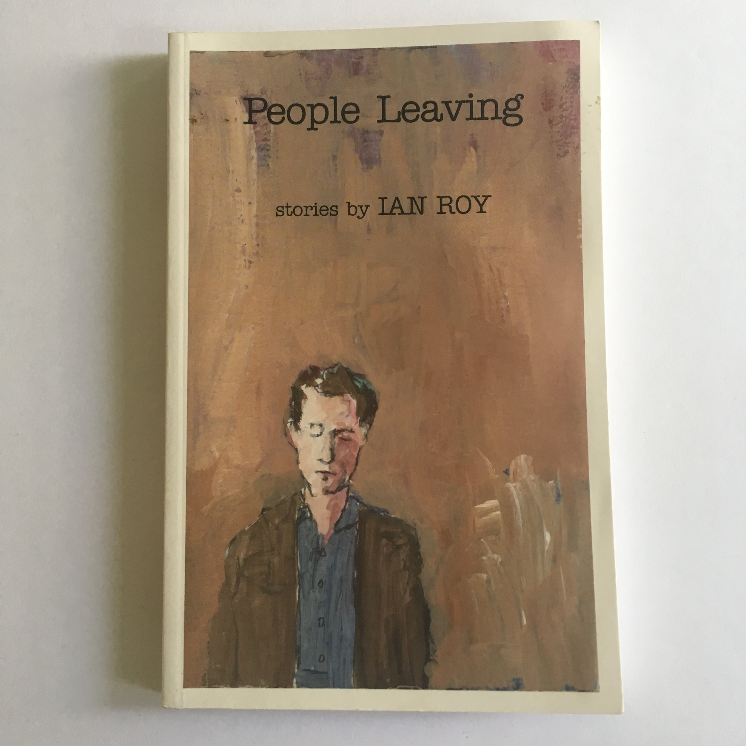 People Leaving - Ian Roy